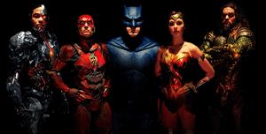 Justice League Event 11/15